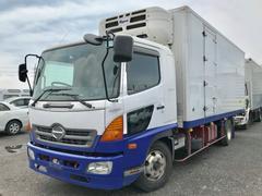 レンジャー中型4t 低温冷凍車 格納ゲート サイドドア ベッド 6MT