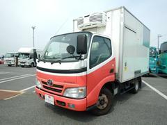 トヨエース冷蔵冷凍車 低温 −32℃ 2トン MT 左スライド扉