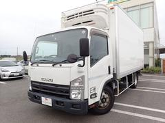 エルフトラック冷蔵冷凍車 −30℃低温 3トン 6速MT ワイドロング