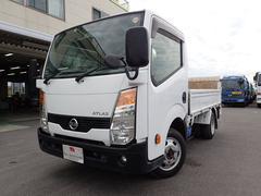 アトラストラック平 1.4トン 5速MT 垂直パワーゲート 3方開 4WD