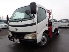 ダイナトラック ユニック 3段クレーン 2トン 5MT セミロング(トヨタ)