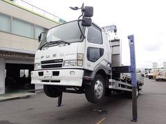 ファイター増トン セルフクレーン車 4段ラジコン ハイジャッキ 6MT