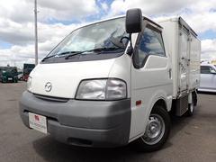 ボンゴトラック冷蔵冷凍車 低温 0.8t AT ガソリン サイド扉