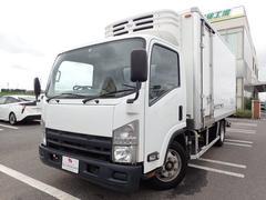 アトラストラック冷蔵冷凍車 低温 3トン AT ワイドロング 格納ゲート付