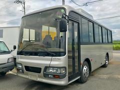 いすゞ29人乗バス 総輪エアサス リクライニングシート 自動ドア