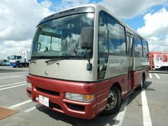 シビリアンバスバス キャンピングカー 9人乗り R観音扉 バックカメラ付