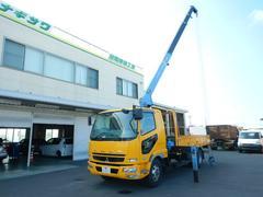 ファイター平 タダノ 4段クレーン 3トン ラジコン 6速 ベッド付