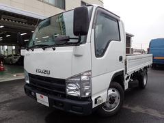 エルフトラック平 1.5トン オートマ 全低床 4WD 3方開 ターボ付