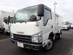 エルフトラック冷蔵冷凍車 低温 2トン AT 4WD サイド扉 ターボ