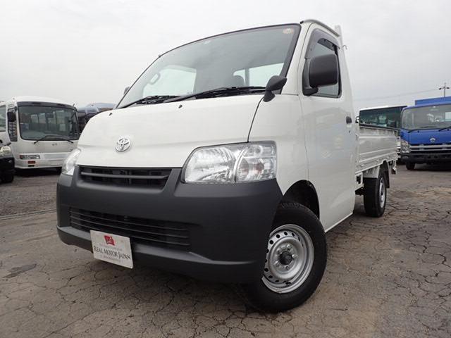 トヨタ 小型 平ボディ 積載量750kg AT 4WD 3方開