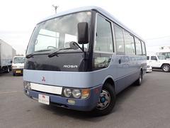 ローザ29人乗りバス オートマ車 自動スイング扉 ETC