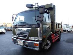 コンドル 増トン6.5t ダンプ 6速MT 電動コボレーン 新明和製(UDトラックス)
