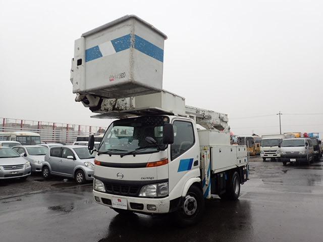 アイチ製 電工仕様 高所作業車 14.6M サブバッテリー(1枚目)