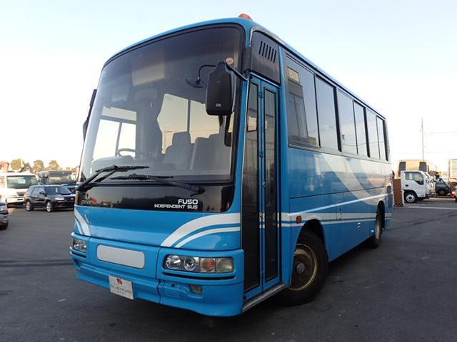 三菱ふそう 三菱ふそう 29人乗りバス 観光・送迎仕様 リクライニングシート