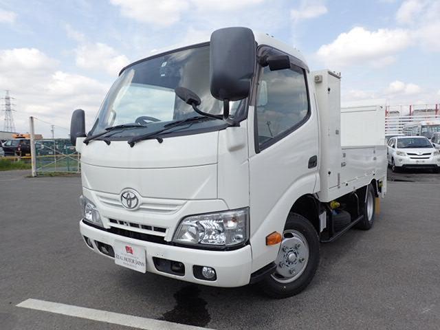 トヨタ 平 2t AT 垂直PG 極東開発 ターボ バックアイ