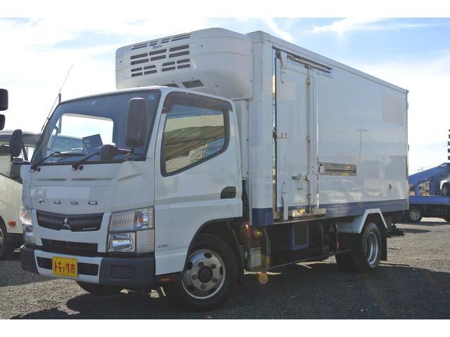 三菱ふそう 2t 低温冷凍車 -30℃ ロング 標準幅 スタンバイ AT