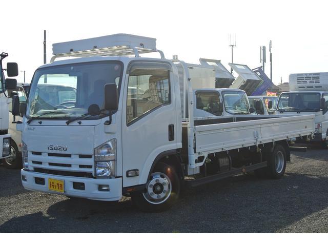 いすゞ 平ボディー 積載量2000キロ ロング セイコーラック