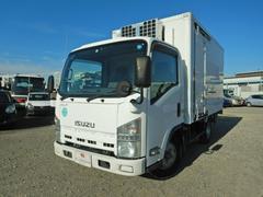 エルフトラック全低床2t低温冷凍車 ハイキャブ 2エバ 東プレ ETC