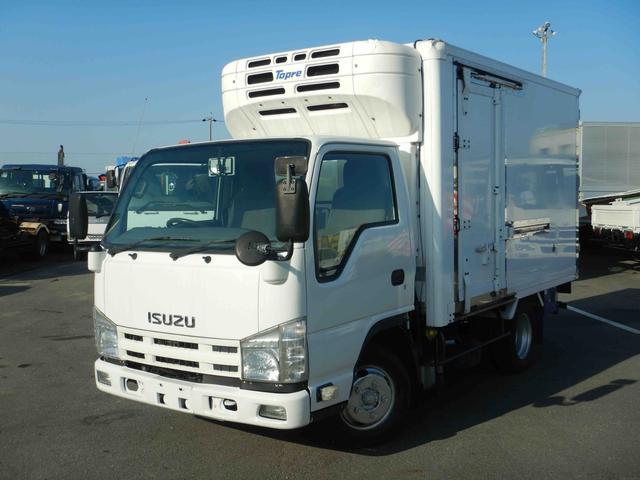 いすゞ 低温冷凍車 2t -30℃ 左サイドドア スタンバイ 5MT