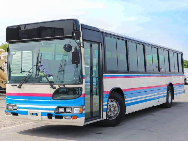 日野 ブルーリボン 60人乗り 送迎仕様 リクライニング 自動扉