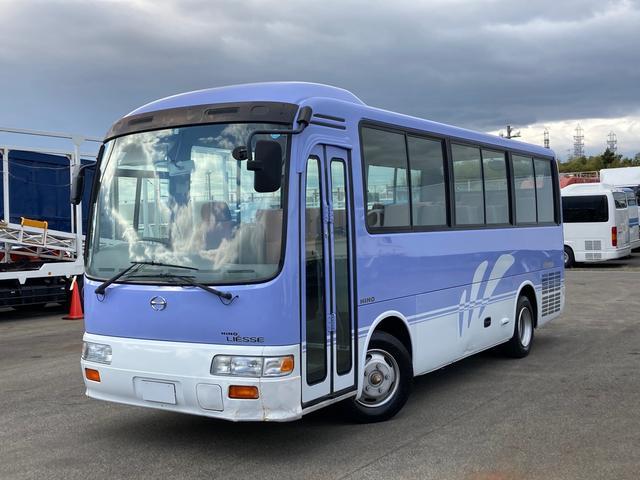 日野  29人乗り マイクロバス 観光仕様 2つ折り式自動ドア リアエアサス