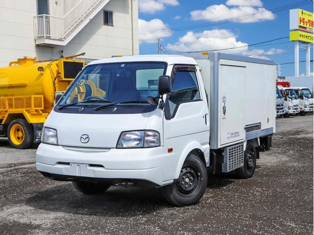 マツダ  低温冷凍車 -20℃ 両サイドスライドドア 1tクラス ガソリン 積載750kg