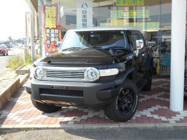 トヨタ ブラックカラーパッケージ 4WD ナビ地デジTVバックカメラ