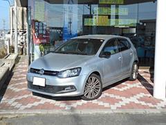 VW ポロブルーGT ナビ アルミ ETC