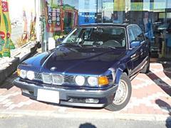 BMW735i 純正アルミ