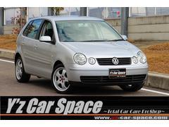 VW ポロレザーパッケージ シートヒーター地デジナビETC 天張張替済