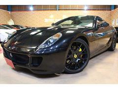 フェラーリ 599F1 クライスジーク可変付マフラー 純正カーボンパーツ多数