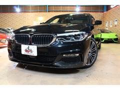 BMW523d Mスポーツ ディーゼルターボ ワンオーナー