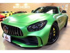 メルセデスAMG GTR フルレザーPKG AMGパフォーマンスシートPKG
