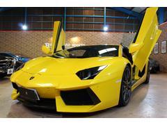 ランボルギーニ アヴェンタドールLP700−4 正規ディーラー車 オプション950万