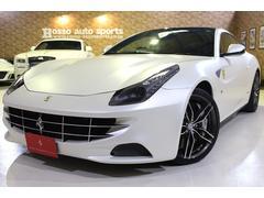 FFベースグレード 正規ディーラー車 マットホワイトラッピング カーボンLEDハンドル フロントリフティング パノラミックルーフ