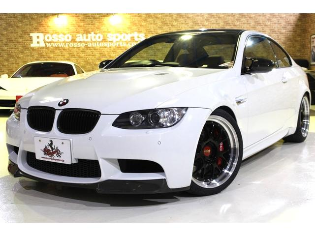 BMW M3 M3 DCTドライブロジック フジツボZega Ti チタンマフラー BBS LM-R 19インチAW ブレンボ GTキット KW車高調 DDC ECU CPM Reinforcement カーボンリップスポイラー ミラーカバー