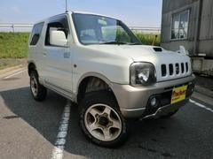 ジムニーランドベンチャー リフトアップ 3型 5F ターボ 4WD