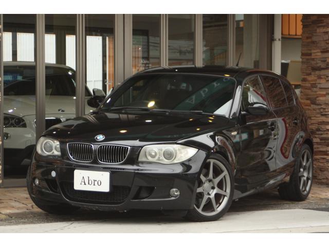 BMW 130i Mスポーツ 6速MT 社外マフラー 社外アルミ