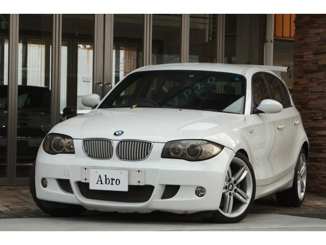BMW 130i Mスポーツ 6速MT 社外エアクリーナー 外エアロ