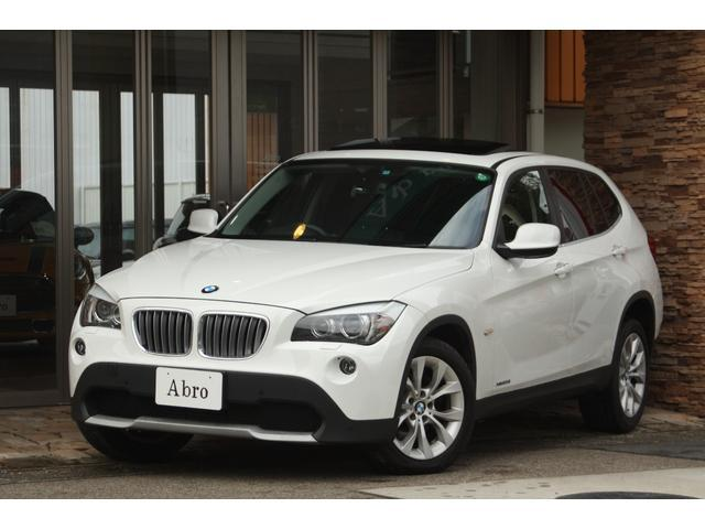 BMW xDrive 28i ハイラインpkg レザー サンルーフ