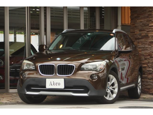 BMW sDrive 18i ダコタブラックレザー ウッディインテ