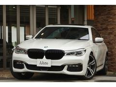 BMW740dxDriveMスポ ディーゼルターボアイボリーレザー