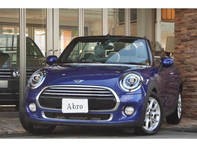 「MINI」「MINI」「オープンカー」「愛知県」の中古車