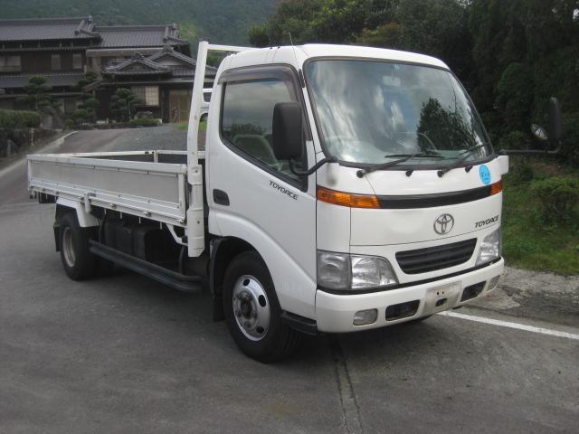 トヨタ NOX適合標準ロング高床3000kg積載