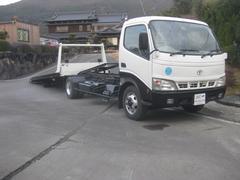 ダイナトラックユニックネオ5ラジコン積載車3000kgセーフティーローダ