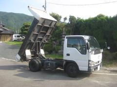 タイタントラックNOX適合全低床強化ダンプ新免許対応2000kg