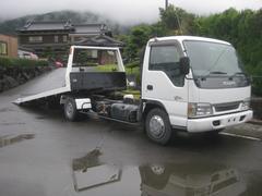 エルフトラックNOX適合3t積載車5.2ディーゼルターボラジコンセーフティ