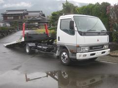 キャンターNOX適合4900Dターボラジコン積載車セーフティーローダー