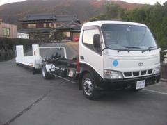 ダイナトラックNOX適合フルフラット極東フラトップ3000kgDターボ