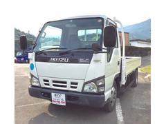 エルフトラックNOX適合全低床平ボディーロングボディー2000kg新免許